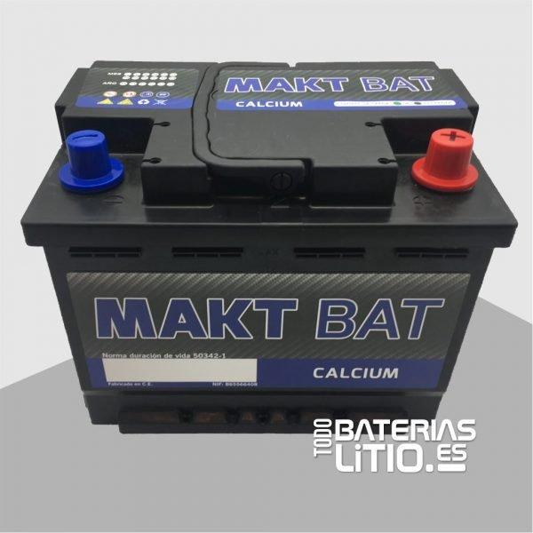 Baterías de Arranque - Alma 5000060D - Todo Baterias Litio