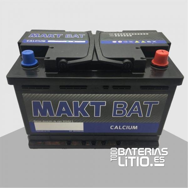 Baterías de Arranque - Alma 6600074D - Todo Baterias Litio