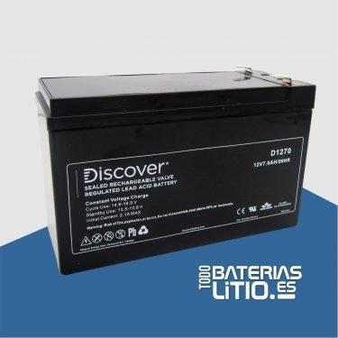 D1270 Batería de Servicio - Todo Baterías Litio