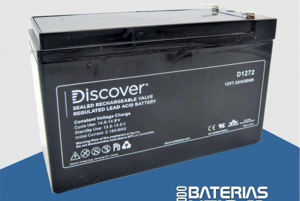 D1272 Batería de Servicio - Todo Baterías Litio