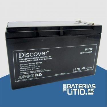 D1290 Batería de Servicio - Todo Baterías Litio