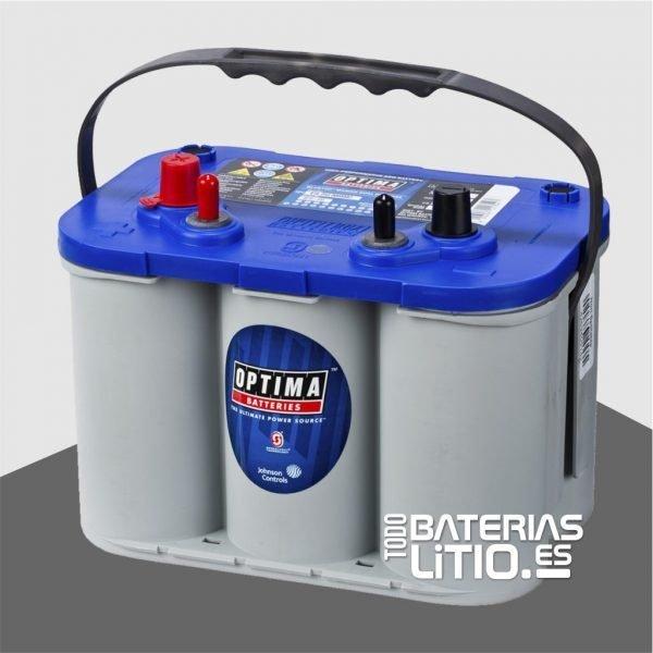 Optima BTDC 4-2 Todo Baterias Litio