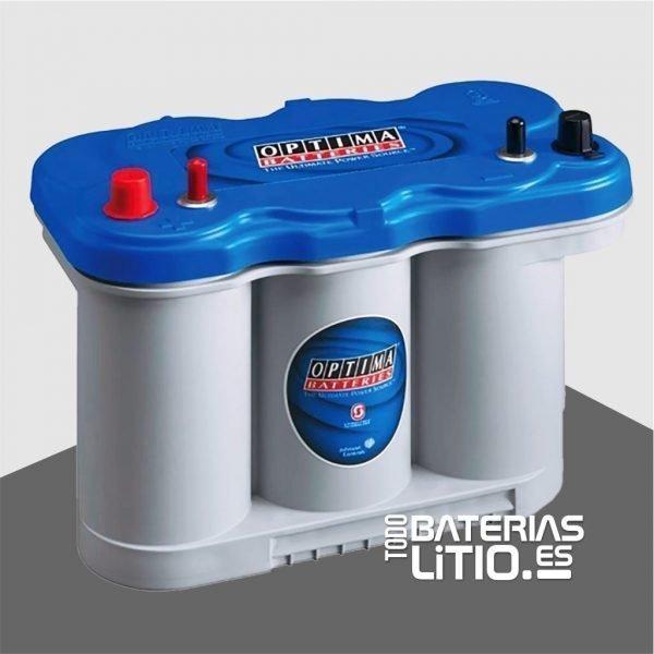 Optima BTDC 5-0 Todo Baterias Litio