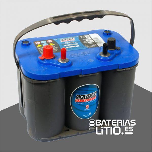 Optima BTSLI 4-2 Todo Baterias Litio