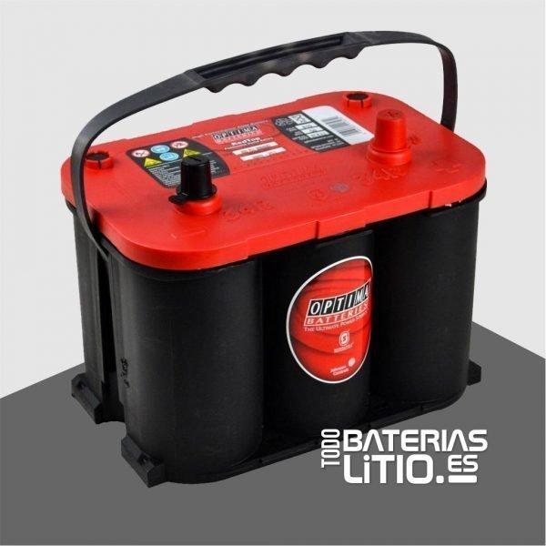 Optima RTR 3-7 Todo Baterias Litio