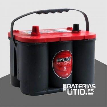 Optima RTR 4-2 Todo Baterias Litio