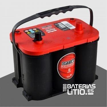 Optima RTS 4-2 Todo Baterias Litio