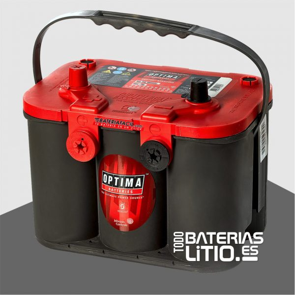 Optima RTU 4-2 Todo Baterias Litio