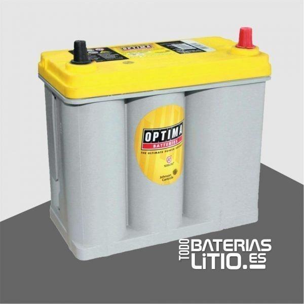 Optima YTR 2-7 Todo Baterias Litio