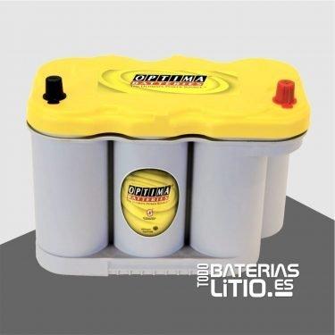 Optima YTR 5-0 Todo Baterias Litio