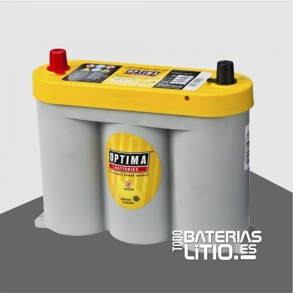 Optima YTS 2-1 Todo Baterias Litio
