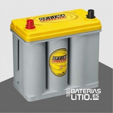 Optima YTS 2-7 Todo Baterias Litio