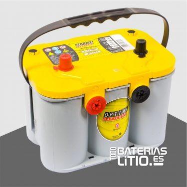 Optima YTU 4-2 Todo Baterias Litio