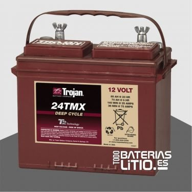 Trojan Monoblock 24-TMX Todo Baterias Litio