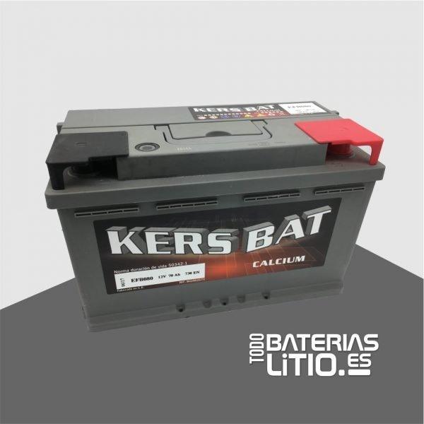 SSE080 - TODO BATERIAS LITIO