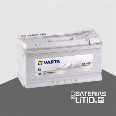 VARTA H3 - TODO BATERIAS LITIO