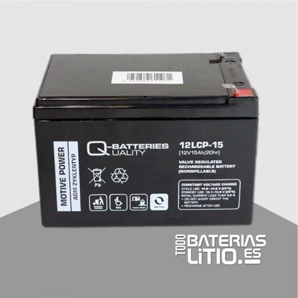 W081T0312 - Todo Baterias de Litio - Bateria para patinetes