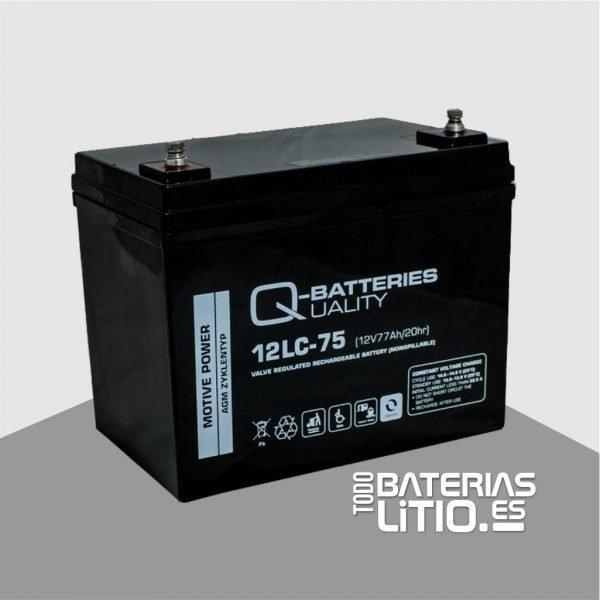 W090T0312 - BATERÍA PARA SILLA DE RUEDAS ELECTRICA