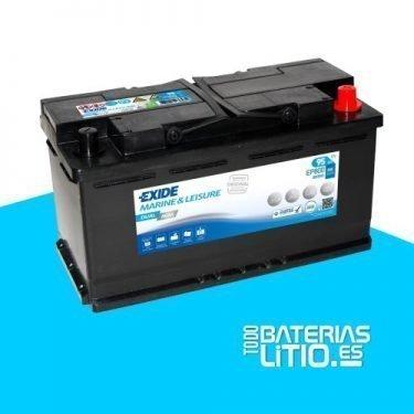 Batería EXIDE EP800 Baterías para motocicletas - TODO BATERIAS LITIO